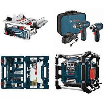 黑五专享:Bosch 博世 家用工具、电动工具特价销售!最高额外立省160加元!