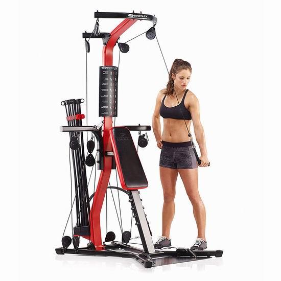 黑五专享:历史新低!Bowflex PR3000 多功能家庭健身中心4.4折 649加元包邮!