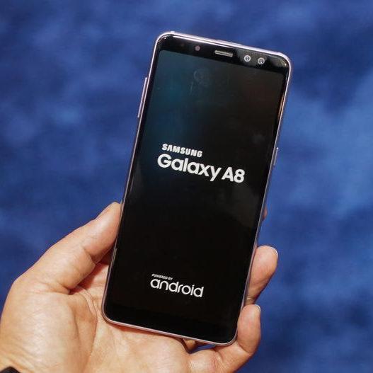黑五专享:历史新低!Samsung 三星 Galaxy A8 5.6英寸 解锁版 智能手机(4GB/32GB) 499加元包邮!2色可选!