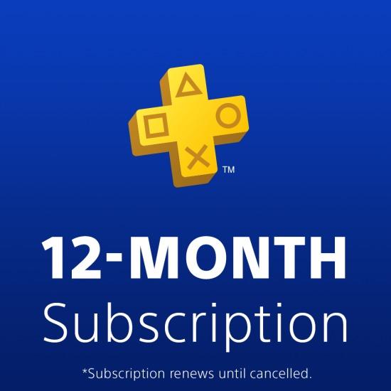 黑五专享!PlayStation Plus 1年会员服务7.1折 49.99加元!