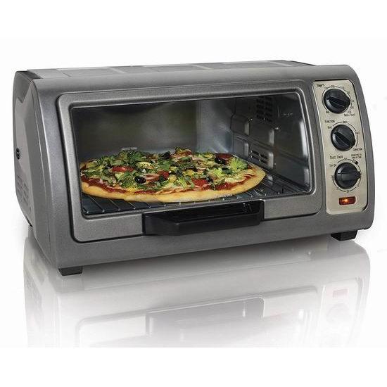 黑五专享:历史新低!Hamilton-Beach 31126DC 6 Slice 对流烘焙烤箱4.4折 39.88加元包邮!