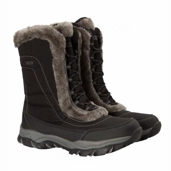 白菜价!Mountain Warehouse 精选成人儿童雪地靴、登山靴等2.1折起+额外8折+包邮,折后低至1.7折!图示款35.99加元!最后一天包邮!
