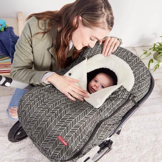 销量冠军!Skip Hop 婴儿推车/提篮保暖袋 37.17加元包邮!