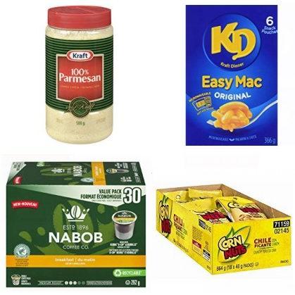金盒头条:精选多款 Kraft 卡夫咖啡及食品5.3折起!