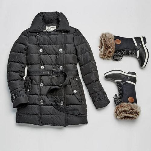 精选 London Fog雪地靴、防寒服、围巾 5折起+满175加元立减25加元!