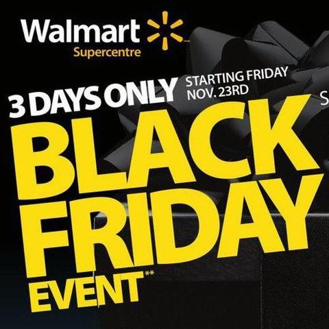 Walmart 黑五预告出炉!Instant Pot电压力锅48.88元、55寸电视348元!11月23日零时开抢!