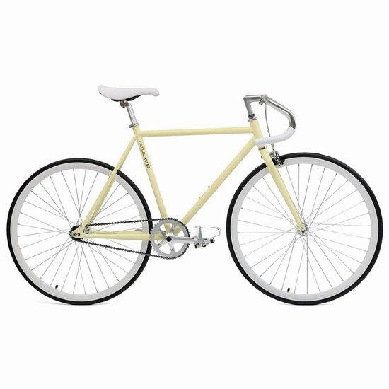 手慢无!历史新低!Critical Cycles 经典款小号 单速死飞自行车3.1折 121.12加元包邮!