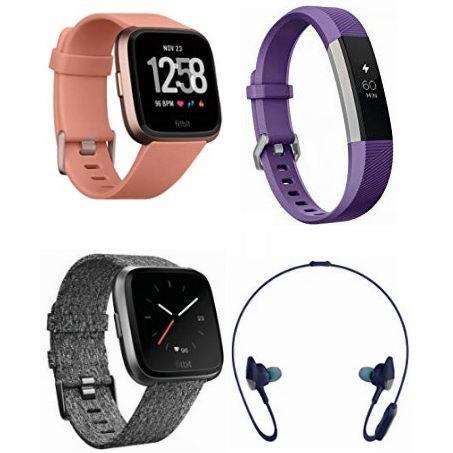 精选多款 Fitbit 智能运动手环最高减90加元!