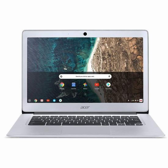 金盒头条:历史新低!Acer 宏碁 14英寸 铝合金外壳 Chromebook 笔记本电脑(4GB, 32GB) 299.99加元包邮!