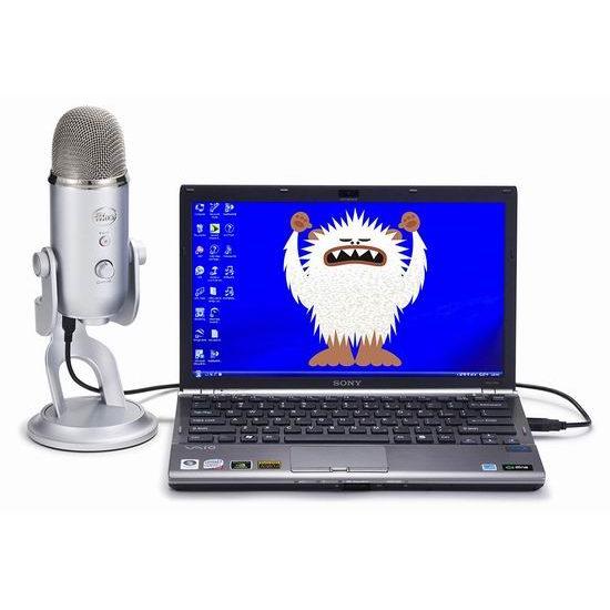 黑五专享:历史最低价!Blue Microphones Yeti 雪人 USB 电容麦克风5.3折 99.99加元包邮!7色可选!