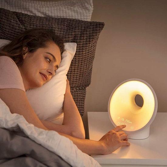 黑五专享:历史新低!Philips 飞利浦 HF3650/60 Somneo 智能助眠唤醒灯6.4折 139.99加元包邮!