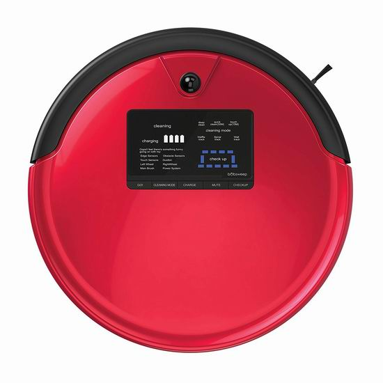 售价大降!历史新低!bObsweep WPP56001RO Pethair 智能扫地拖地机器人3.3折 382.46加元包邮!