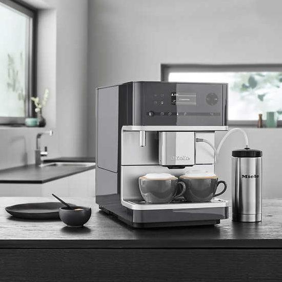 历史新低!Miele 德国美诺 29635030CDNcm 6350 旗舰级 全自动咖啡机 1899加元包邮!