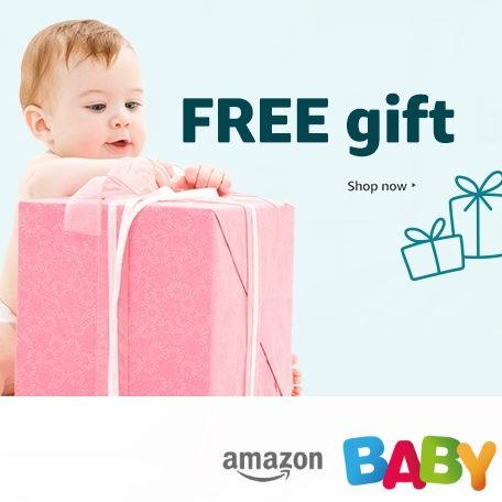 登记宝宝出生日期或预产期,亚马逊免费送价值25加元宝宝盒!内附登记攻略!