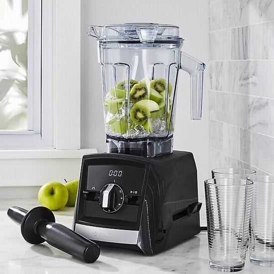新一代 Vitamix 维他美仕 A2300 全营养破壁料理机/搅拌机 449.98加元包邮!