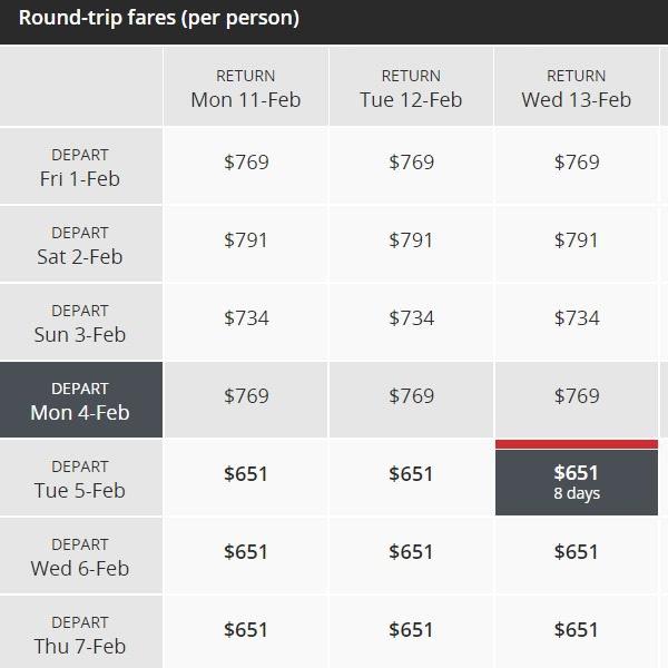 双11特惠!Air Canada 加航 加拿大往返北京、上海、香港、台北机票8.9折!春节回国651加元起!再返款50加元!