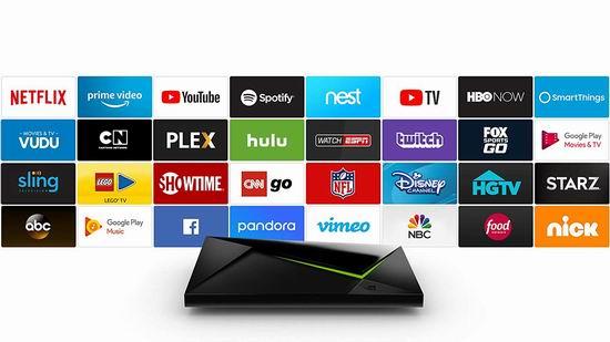 近史低价!NVIDIA SHIELD TV 4K HDR 智能游戏/电视机顶盒 189加元包邮!