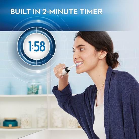 黑五专享:Oral-B Professional Care 1000 3D震动电动牙刷4.7折 39.99加元包邮!