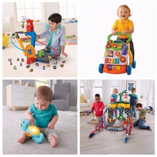 全场大量史低价!精选Fisher-Price 费雪儿童玩具 2折起特卖!