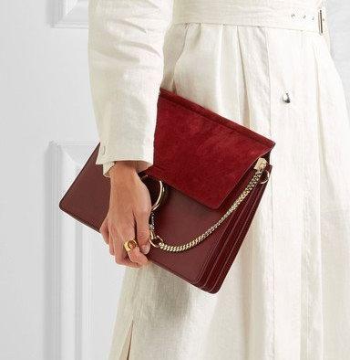 Saks Fifth Avenue精选 Chloé 金属圆环手袋、Faye手袋 、钱包 7折 412加元起特卖!