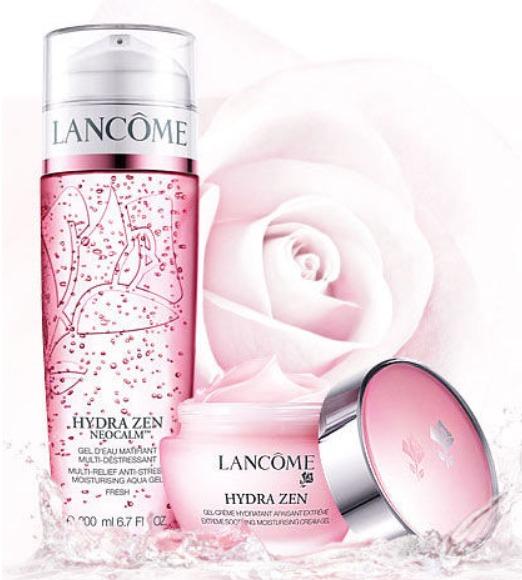 闪购!Lancôme 兰蔻 粉色系列护肤品、口红、香水 8折优惠!