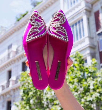 SSENSE精选 Sophia Webster仙女蝴蝶鞋 2.7折 208加元起特卖!
