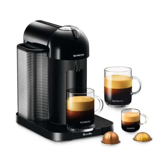 精选  Nespresso 咖啡机 7.2折起+满150加元立减20加元!