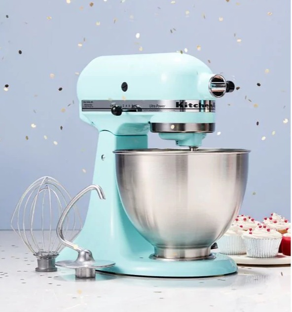 精选 KitchenAid锅具套装、厨师机、热水壶 5折起+额外8.5折!