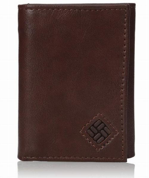 Columbia Tri-Fold男士折叠式钱包 13.98加元,原价 25.99加元