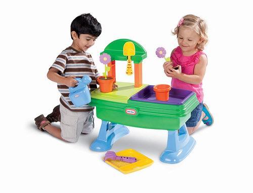 早教玩具!Little Tikes 花园游戏桌套装 30.65加元,原价 51.99加元