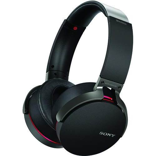 Sony 索尼 MDRXB950B1/R 头戴式 无线蓝牙耳机4.9折 123加元包邮!2色可选!