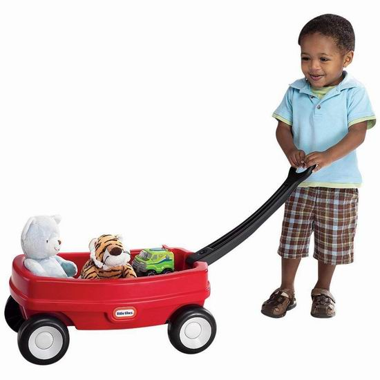 Little Tikes 小泰克 Lil Wagon 儿童玩具拖车3.6折 24.94加元清仓!