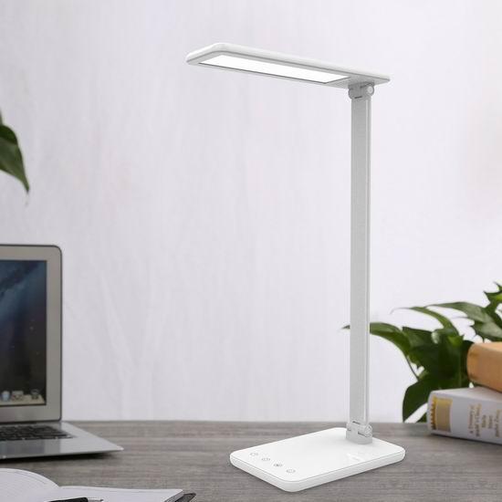 MoKo 8W LED护眼台灯4.9折 29.59加元限量特卖并包邮!