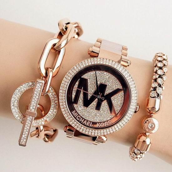精选45款 Michael Kors 男女时尚腕表/手表5折起!售价低至104.3加元!仅限今日!