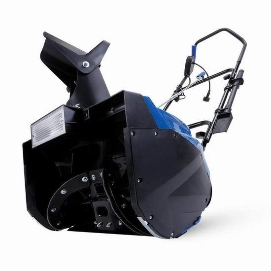 Snow Joe SJ623E 15安培18英寸电动铲雪机 169加元包邮!