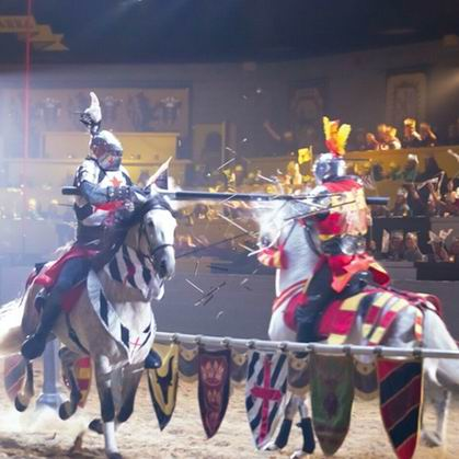 多伦多中古时代 Medieval Times 演出门票4.3折起!