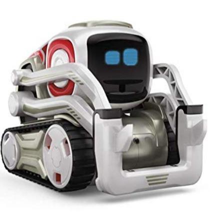 历史新低!Anki Cozmo 智能玩具机器人 161.49-169加元包邮!两色可选!