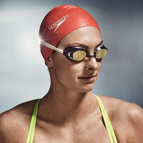 Speedo NW 男女通用硅胶泳帽 紫色款 8.15加元,原价 13加元