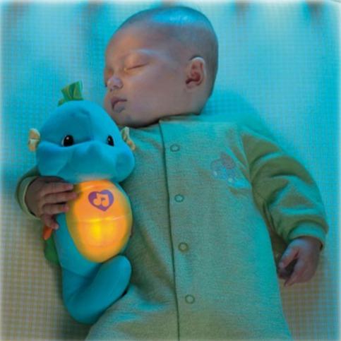 Fisher-Price 费雪婴儿海马夜灯 10.74加元,原价 20.79加元