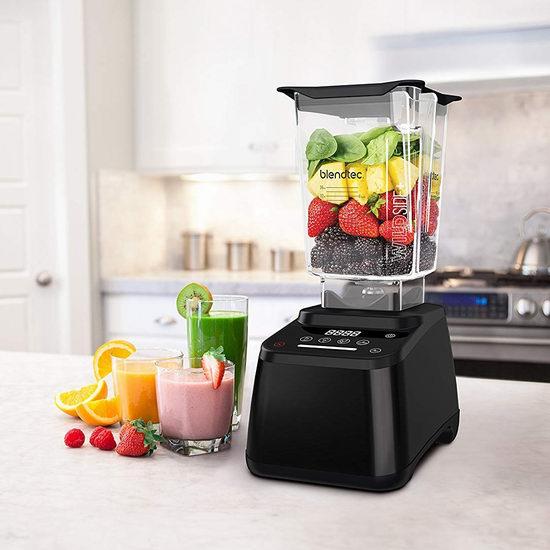 历史新低!Blendtec Designer 625系列 D625A2801A1A-AMAZOND 全营养多功能破壁料理机+刮勺套装 407.28加元包邮!