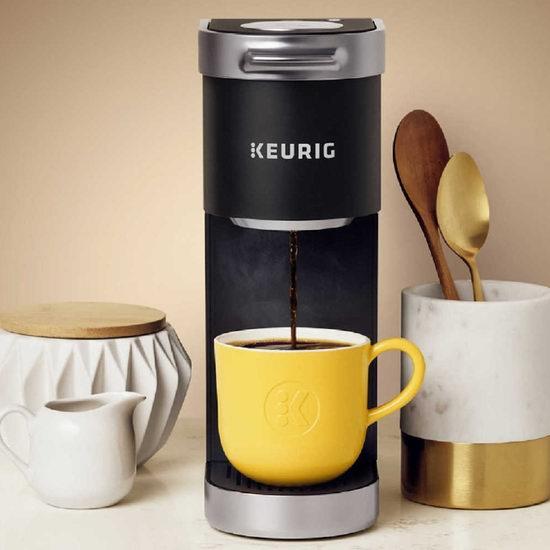 Keurig K-Mini 超迷你胶囊咖啡机 68加元包邮!2色可选!
