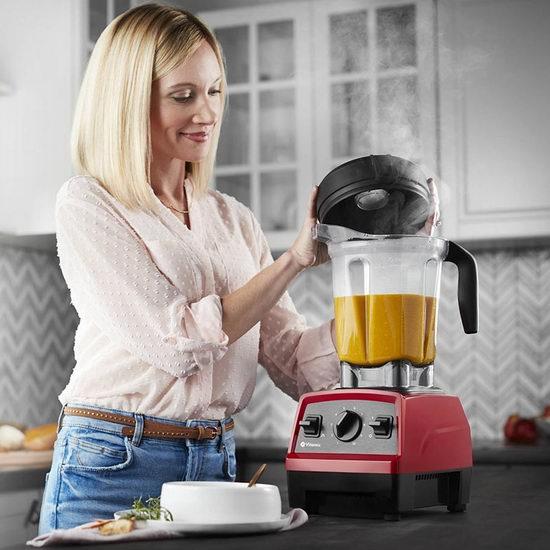 金盒头条:历史新低!翻新 Vitamix 维他美仕 Explorian 专业级 全营养破壁料理机 264.99加元包邮!