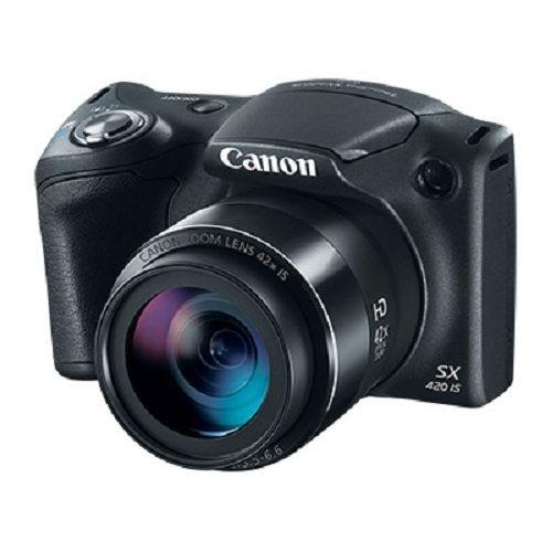 历史新低!Canon 佳能 PowerShot SX420 IS 42倍变焦防抖 便携式WiFi数码相机5.8折 234加元包邮!