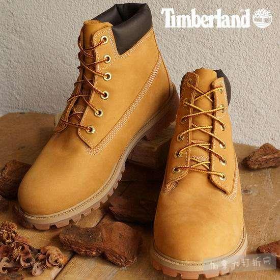 精选多款 Timberland 添柏岚 时尚登山靴、雪地靴4.9折起!个别款式低至3折!