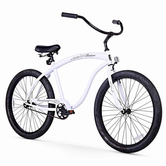 超级白菜!精选多款 Firmstrong 沙滩自行车1.5折 84.45加元起清仓并包邮!