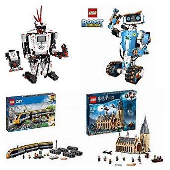 手慢断货!亚马逊全场 Lego 乐高积木5折起!超多史低价,入手好时机!