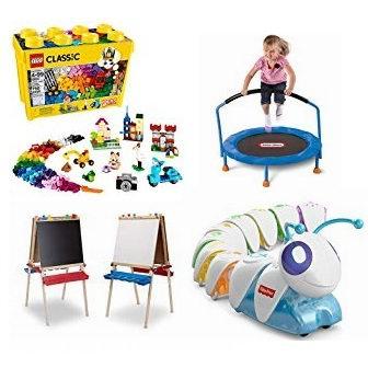 上新品!亚马逊全场乐高积木、益智玩具、室外玩具等1.5折起!内附单品推荐!