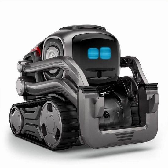 售价大降!历史新低!Anki Cozmo 智能玩具机器人4.7折 117.23加元包邮!