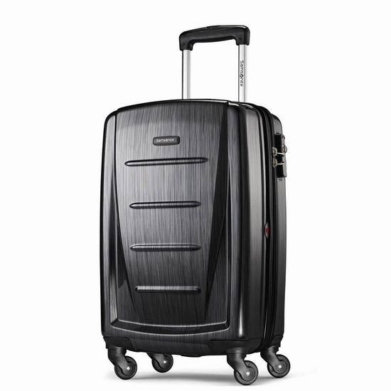 Samsonite 新秀丽 Winfield 2 20寸 全PC 超轻拉杆行李箱2.1折 95.26加元包邮!