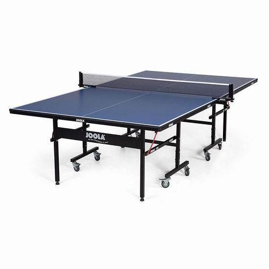超好价,拼手速!JOOLA 德国优拉 Inside 15 折叠式乒乓球桌 283.01加元包邮!亚马逊同款548加元!